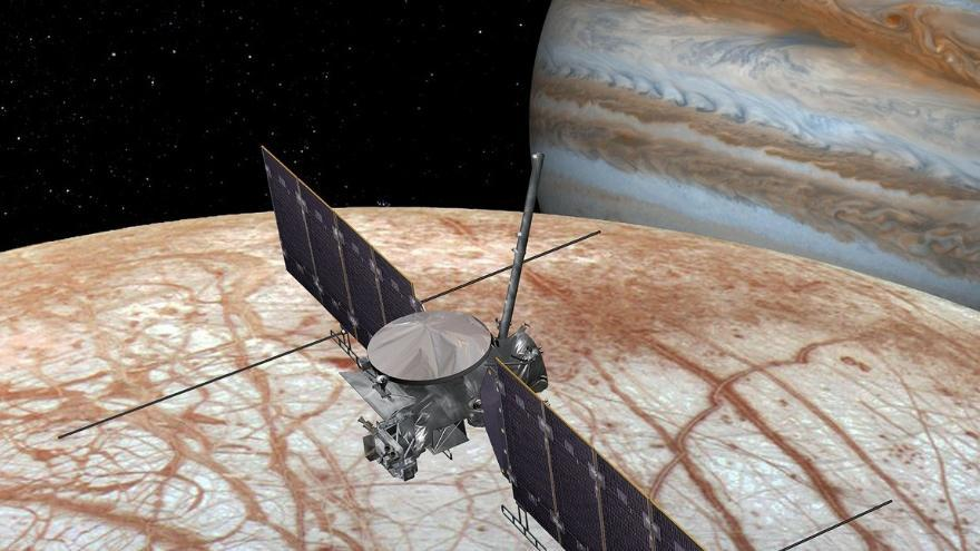 NASA's Mission Might Find Life On Jupiter's Moon Scientist
