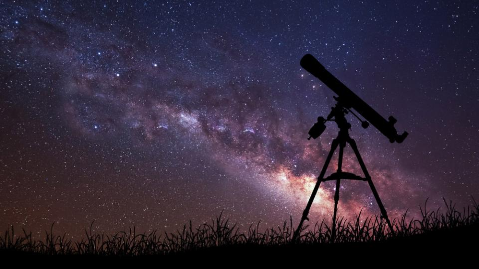 With 5,000 Eyes, The New Telescope Instrument Will Gaze At The Sky